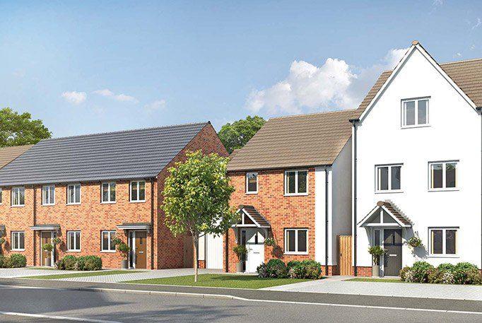 Residential housing development